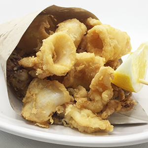 Fast Food di Pesce Cartoccio