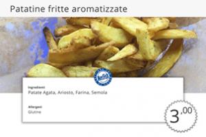 Cartoccio Patatine Fritte MecFish